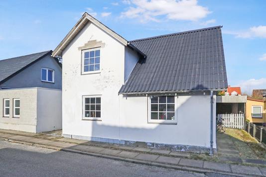 Villa på Brenning i Nørresundby - Ejendommen