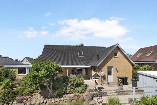 Villa på Ellehammersvej i Vadum - Ejendom 1