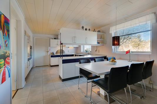 Villa på Søndermarken i Vadum - Alrum