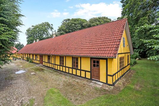 Villa på Gl Præstegårdsvej i Jerslev J - Ejendom 1