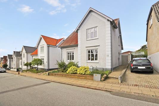 Villa på Niels Lykkes Gade i Nørresundby - Ejendom 1