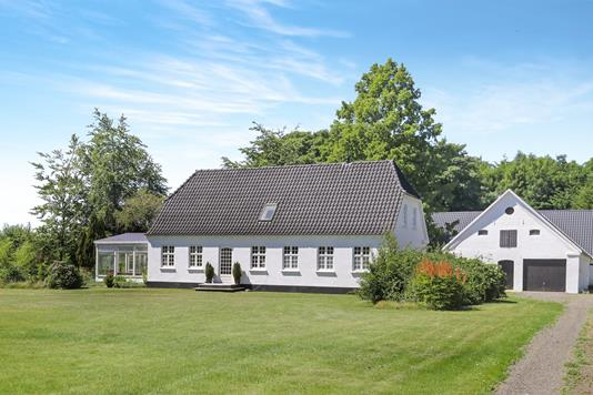Landejendom på Kristianshåbs Vej i Dronninglund - Ejendom 1