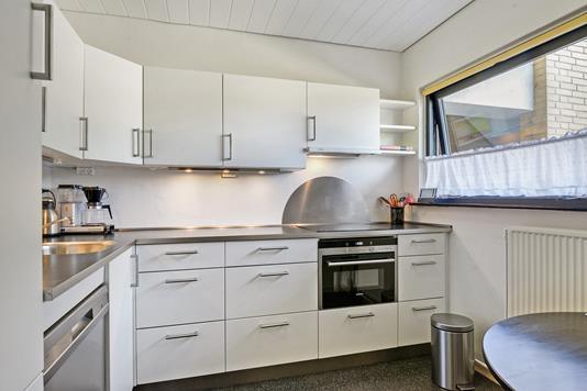 Ejerlejlighed på Arkildsdal i Nørresundby - Køkken