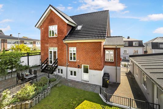 Villa på Ane Dams Gade i Nørresundby - Ejendom 1