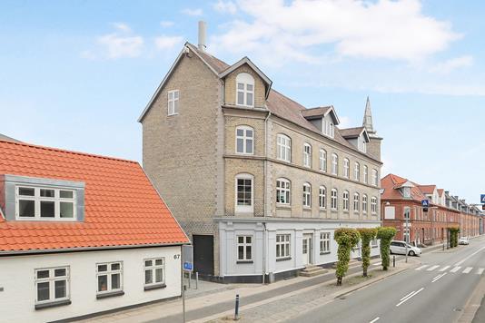 Ejerlejlighed på Vestergade i Nørresundby - Ejendom 1