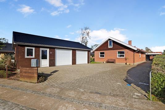Villa på Christiansvej i Hjallerup - Ejendom 1