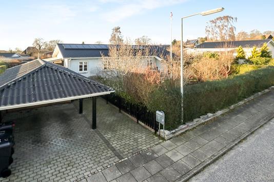 Villa på Bakkelyvej i Vestbjerg - Ejendom 1
