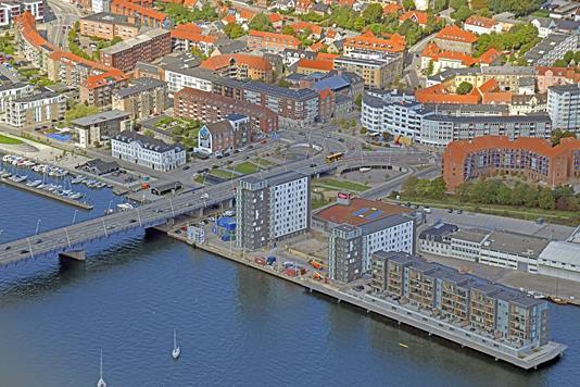 Ejerlejlighed på Havnegade i Nørresundby - Område