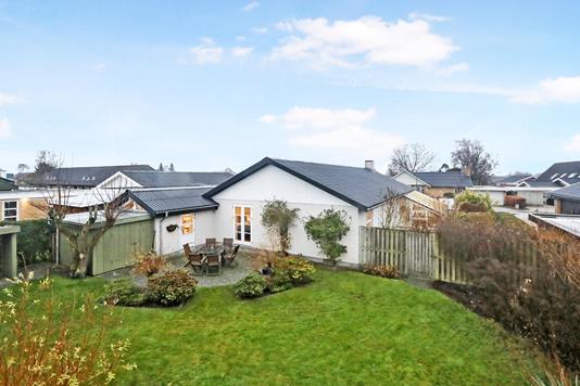 Villa på Mejerivej i Vadum - Ejendom 1