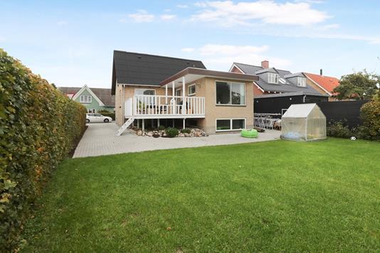 Villa på Knudsgade i Brønderslev - Ejendom 1