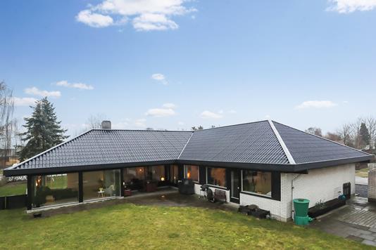 Villa på Sitkavej i Hjallerup - Ejendom 1