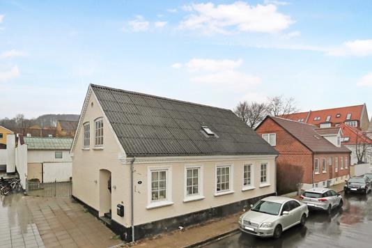 Villa på Kjærulfsgade i Nørresundby - Ejendom 1
