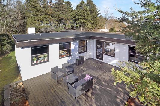 Villa på Vestergade i Hjallerup - Ejendom 1