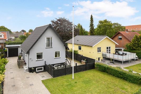 Villa på Voerbjergvej i Nørresundby - Ejendom 1