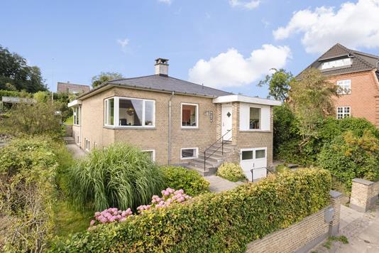 Villa på Niels Lykkes Gade i Nørresundby - Ejendommen