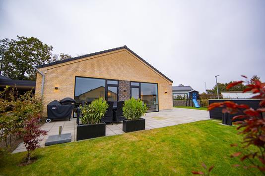 Villa på Højgården i Vestbjerg - Ejendommen