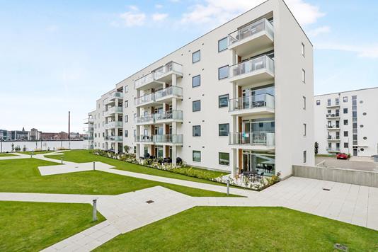Ejerlejlighed på Carl Klitgaards Vej i Nørresundby - Ejendom 1