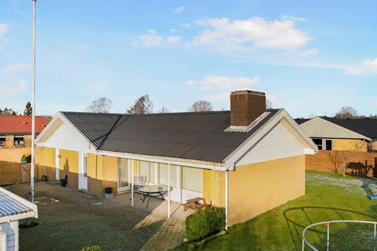 Villa på Nordmanniavej i Hjallerup - Ejendom 1
