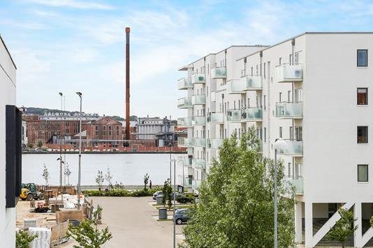 Ejerlejlighed på Sundby Brygge i Nørresundby - Udsigt