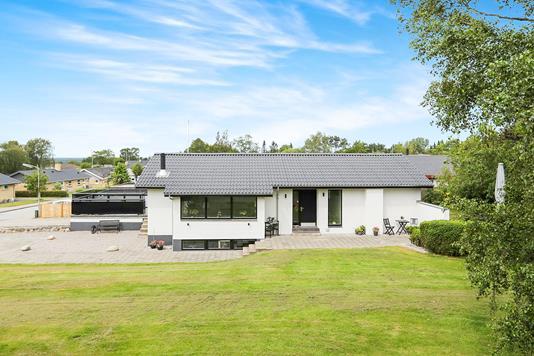 Villa på Myntevej i Vestbjerg - Ejendommen