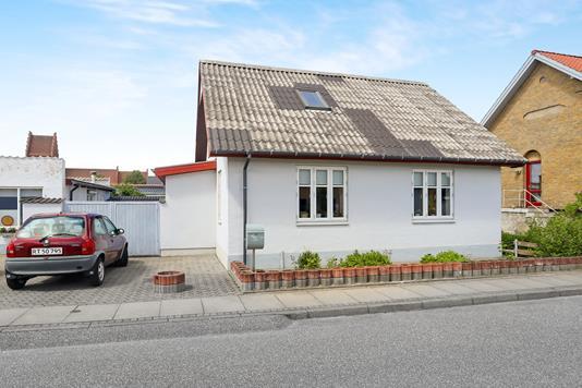 Villa på Furvej i Nørresundby - Ejendommen