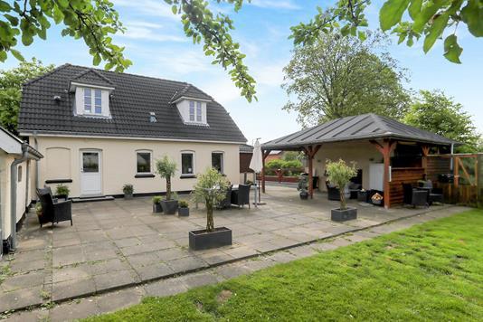 Villa på Sigurd Hoels Vej i Sulsted - Ejendommen