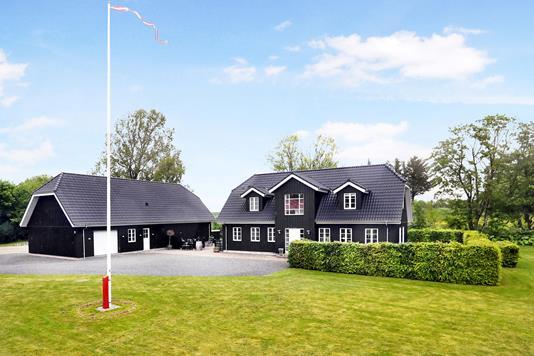 Villa på V Hassingvej i Hjallerup - Ejendom 1
