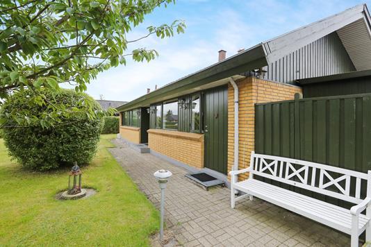 Villa på Selsøparken i Nørresundby - Ejendommen