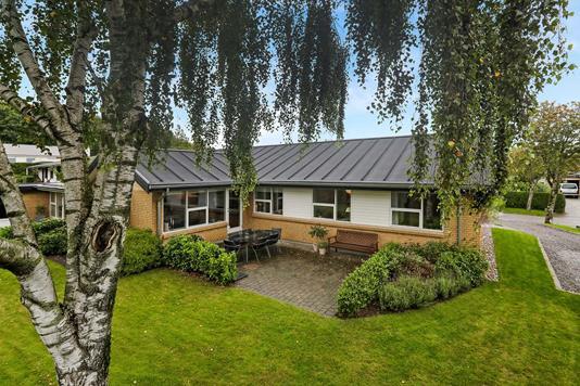 Villa på Vangen i Nørresundby - Ejendommen