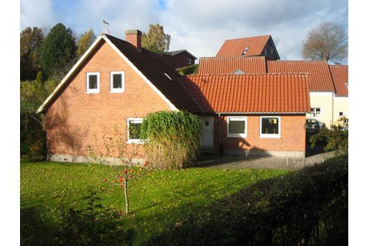 Villa på Klosterstien i Mariager - Ejendommen