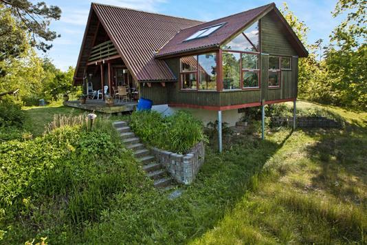 Villa på Lyngbakken i Hadsund - Ejendommen