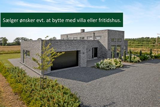 Villa på Højmarken i Hadsund - Ejendommen