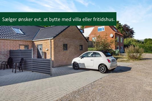 Villa på Plantagevej i Hadsund - Ejendommen