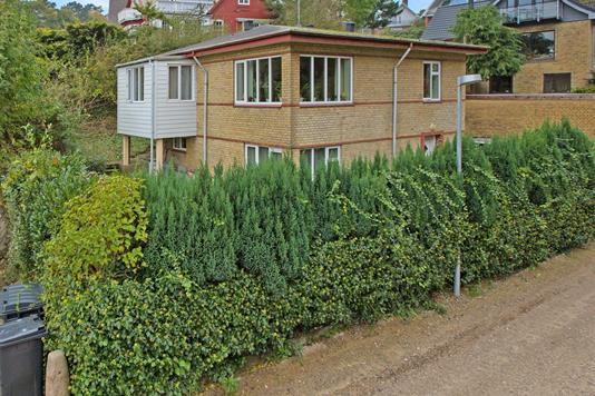 Villa på Bøgedalen i Hadsund - Ejendommen