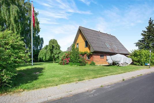 Villa på Fjordager i Hadsund - Ejendommen