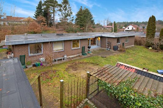 Villa på Egevej i Mariager - Ejendommen