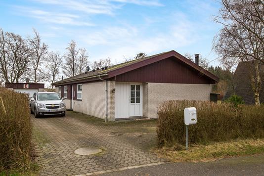 Villa på Skibsted Nyvej i Kongerslev - Ejendommen
