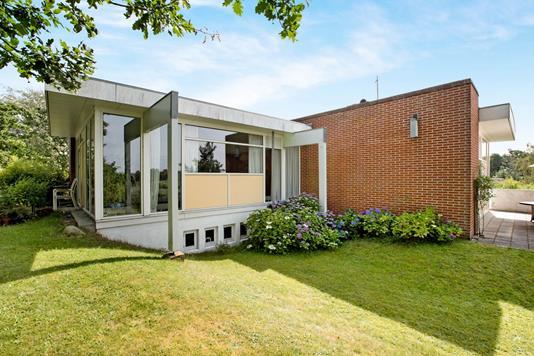 Villa på Platanvej i Hadsund - Ejendommen