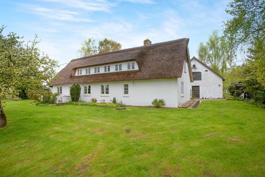Villa på Oddevej i Hadsund - Ejendommen