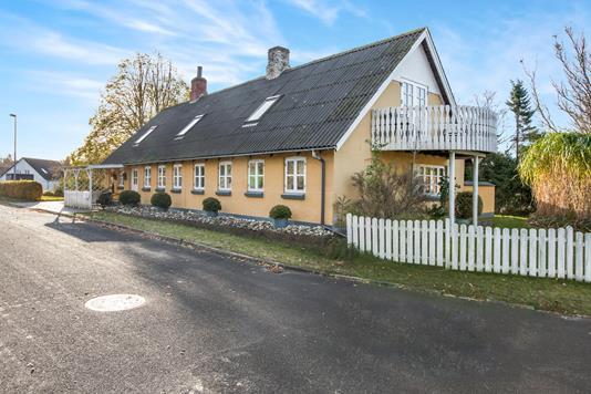 Villa på Haredammen i Hadsund - Ejendommen