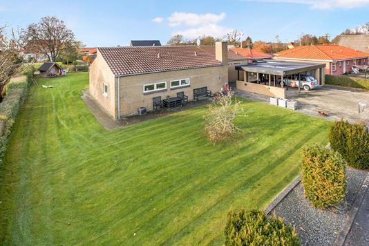 Villa på Sydtoften i Hadsund - Ejendommen