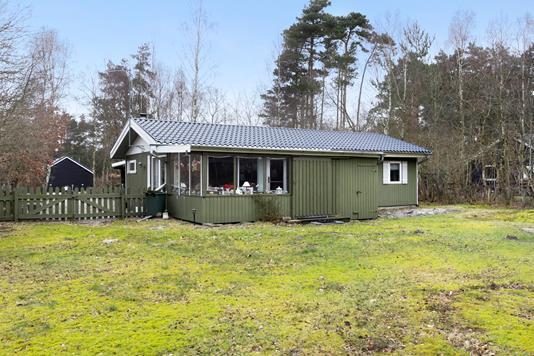 Fritidsbolig på Jægerskoven i Hadsund - Andet