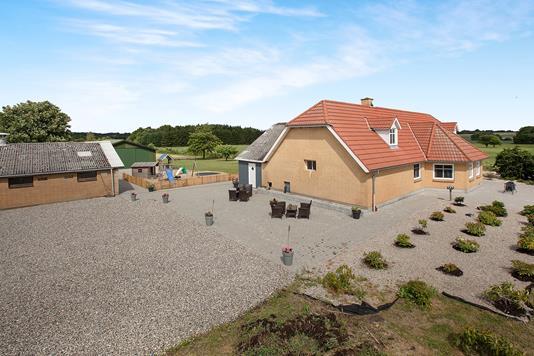 Villa på Havndalvej i Havndal - Ejendom 1