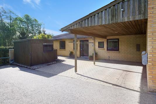 Villa på Transbjergholt i Hadsund - Ejendom 1