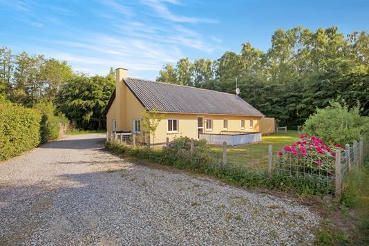 Villa på Als Oddevej i Hadsund - Ejendommen