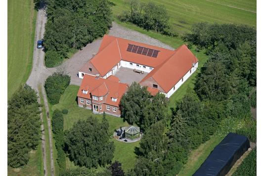 Villa på Søkærvej i Havndal - Ejendommen