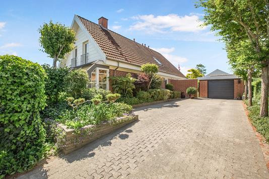 Villa på Burholt i Hadsund - Ejendom 1