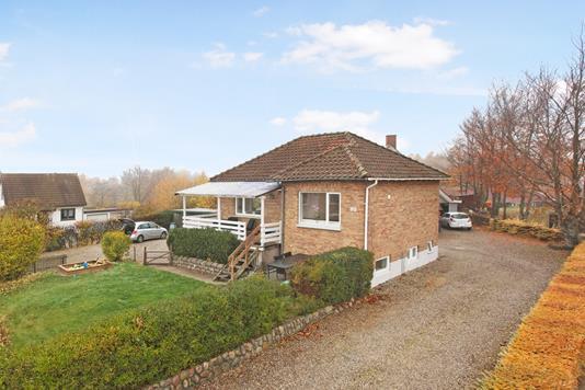 Villa på Østergade i Hadsund - Ejendom 1