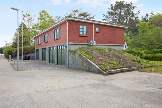 Villa på Vesterbro i Havndal - Ejendom 1