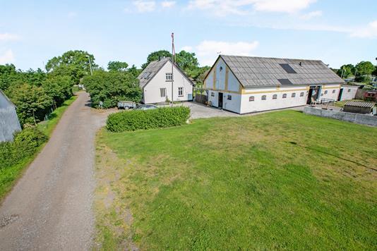 Landejendom på Nørre Hurupvej i Hadsund - Ejendom 1
